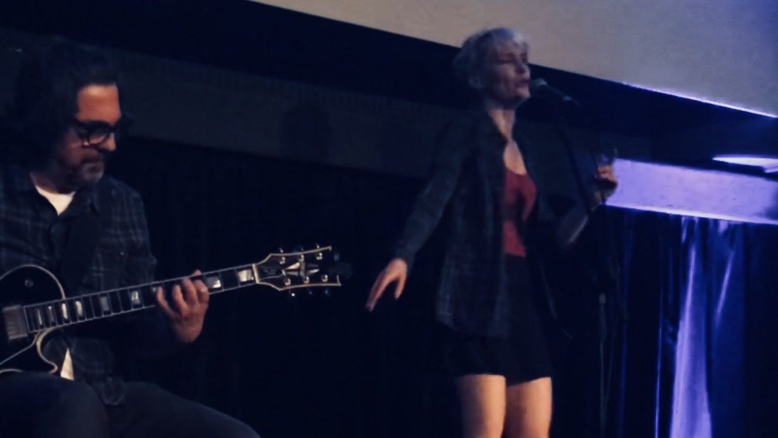 Live al Trento Film Festival con Maria Roveran