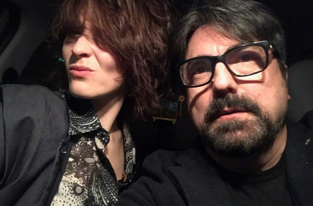 New songs in the air with Maria Roveran and Joe Schievano