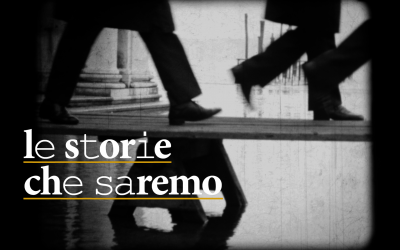 "The sounds for ""Le storie che saremo"""