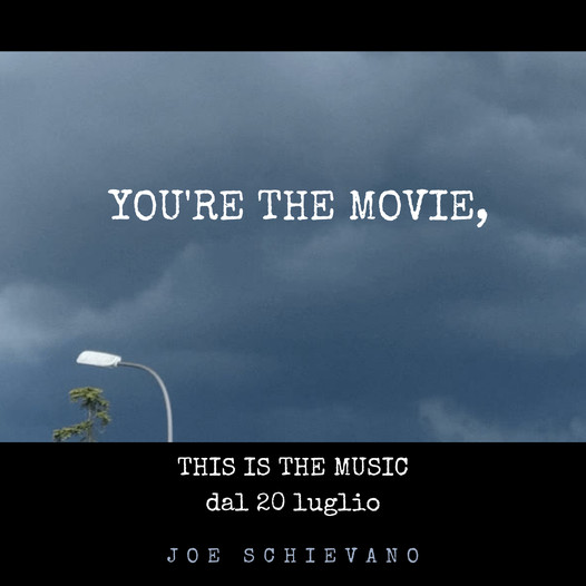 You are the Movie, This is the music, il nuovo album di Joe